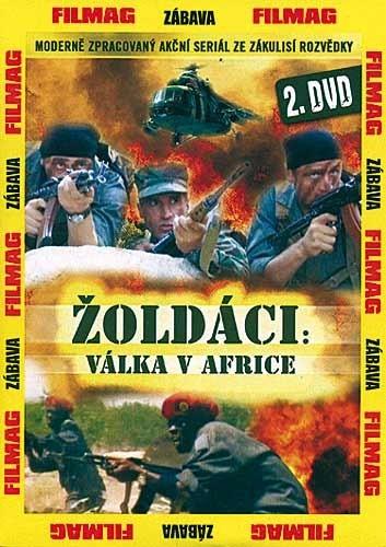 DVD �old�ci: V�lka v Africe 2