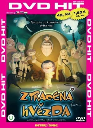 DVD Ztracen� hv�zda