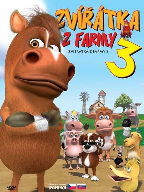 DVD Zv���tka z farmy 3