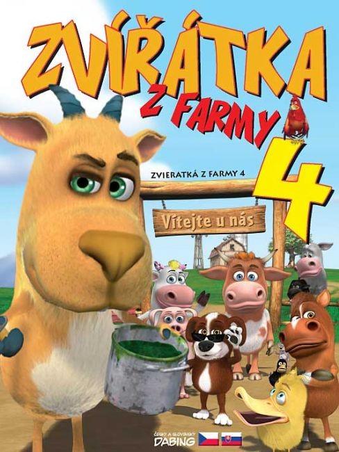DVD Zv���tka z farmy 4