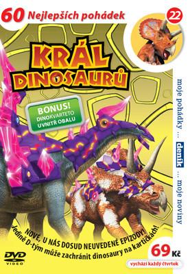 DVD Král dinosaurů 22