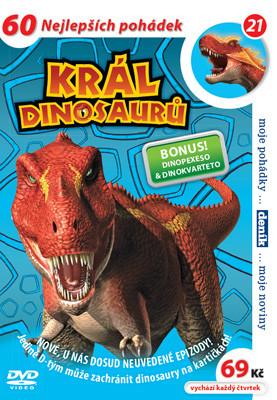 DVD Král dinosaurů 21