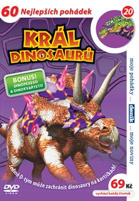 DVD Král dinosaurů 20