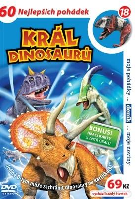 DVD Král dinosaurů 18