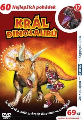 DVD Král dinosaurů 17