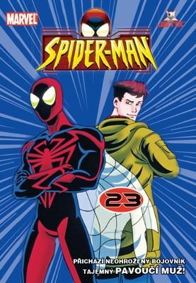 DVD Spiderman bez hranic 23