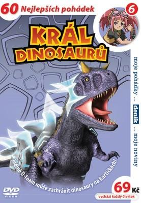 DVD Král dinosaurů 06