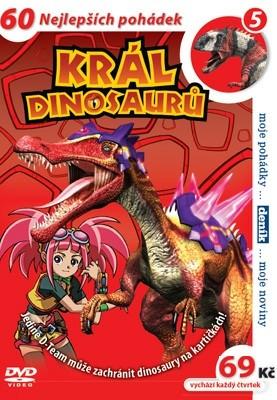 DVD Král dinosaurů 05