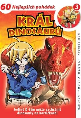 DVD Král dinosaurů 03