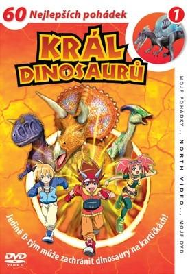 DVD Král dinosaurů 01