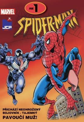 DVD Spiderman 01