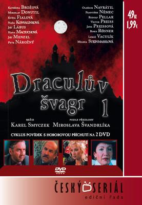 DVD Draculův švagr 01