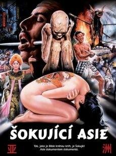 DVD Šokující Asie