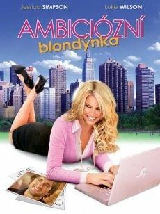 DVD Ambici�zn� blond�nka