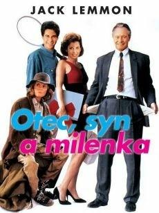 DVD Otec, syn a milenka