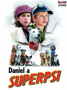 DVD Daniel a superpsi