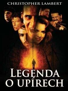 DVD Legenda o up�rech
