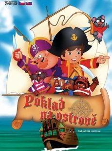 DVD Poklad na ostrově