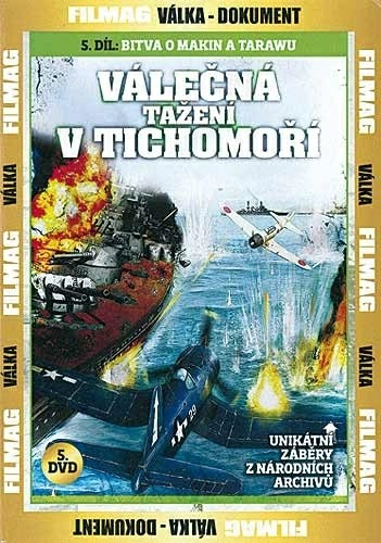 DVD Válečná tažení v Tichomoří 5