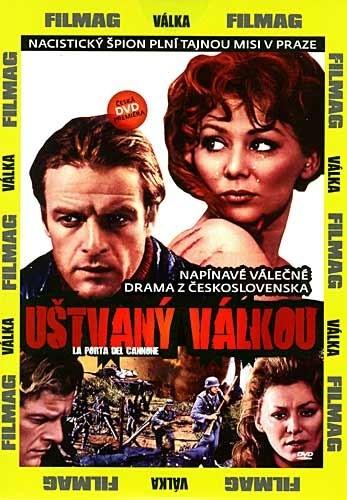 DVD Uštvaný válkou