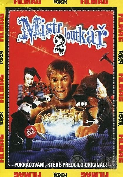 DVD Mistr loutk�� 2