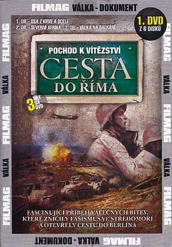 DVD Pochod k v�t�zstv� - Cesta do ��ma 1