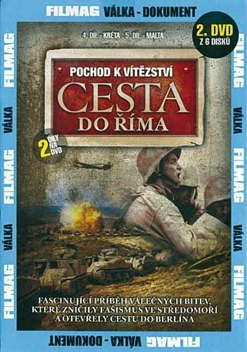 DVD Pochod k v�t�zstv� - Cesta do ��ma 2