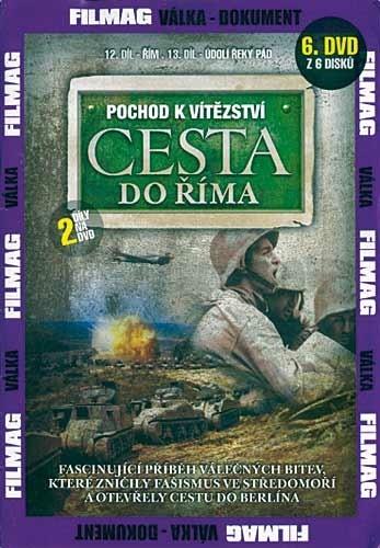 DVD Pochod k v�t�zstv� - Cesta do ��ma 6
