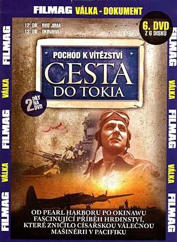 DVD Pochod k vítězství - Cesta do Tokia 6