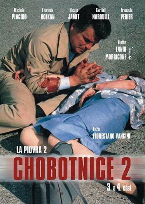 DVD Chobotnice 2 - 3. a 4. část