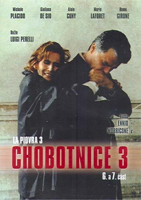 DVD Chobotnice 3 - 6. a 7. ��st