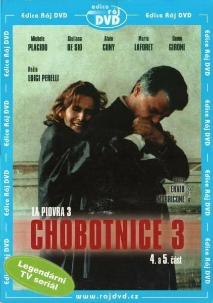 DVD Chobotnice 3 - 4. a 5. část