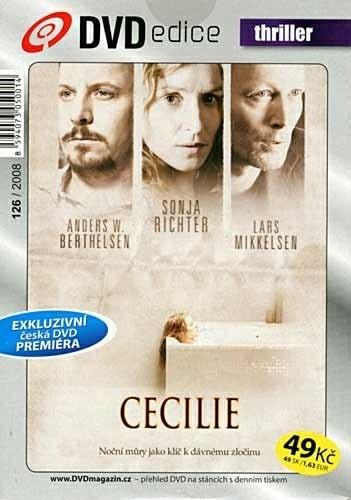 DVD Cecílie