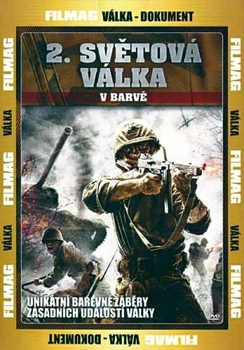 DVD Druhá světová válka v barvě