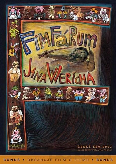 DVD Fimf�rum Jana Wericha