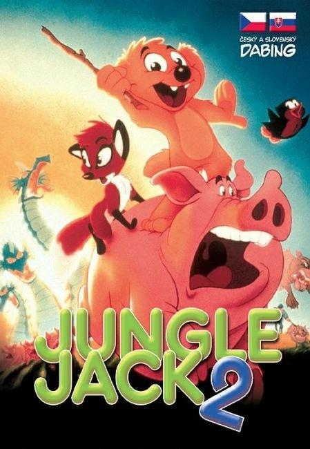 DVD Jungle Jack 2