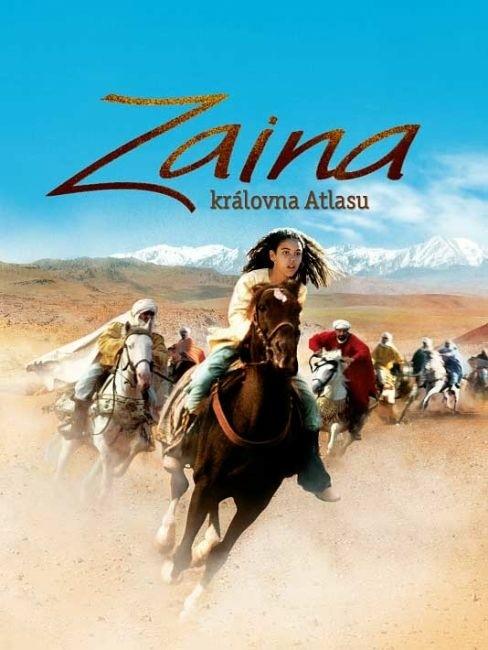 DVD Zaina - kr�lovna Atlasu