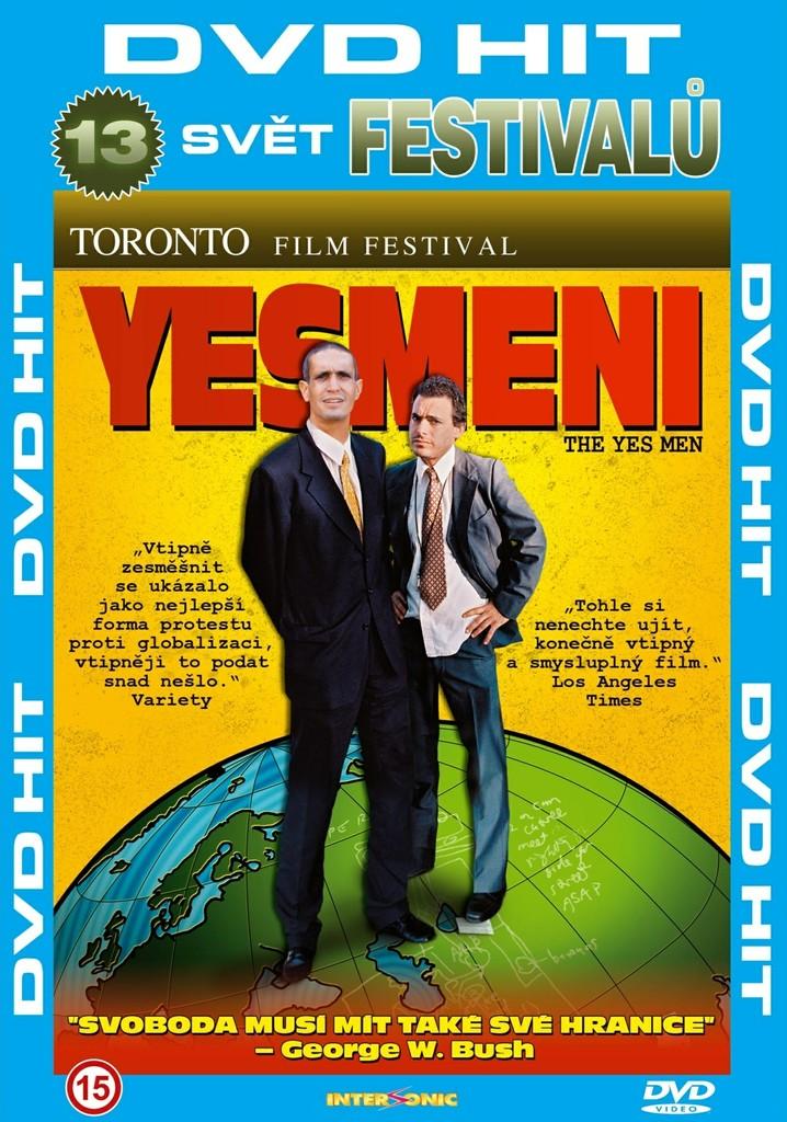 DVD Yesmeni