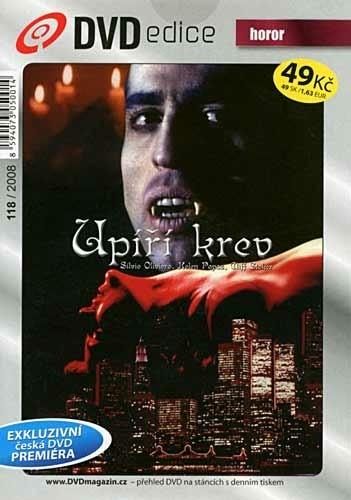 DVD Upíří krev