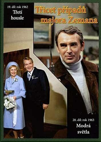 DVD T�icet p��pad� majora Zemana d�l 19. a 20.