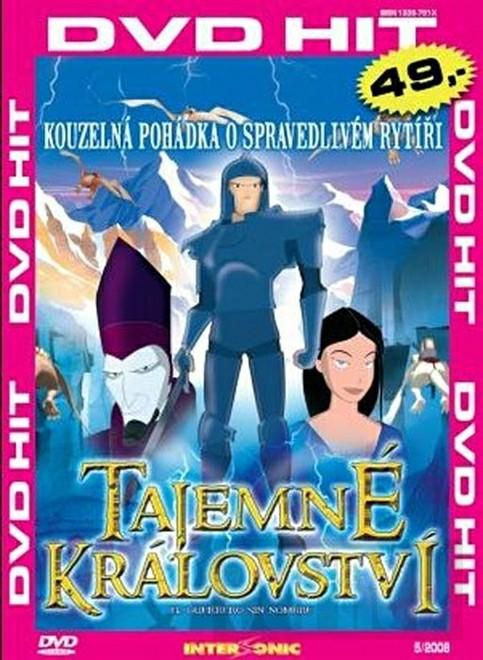 DVD Tajemné království