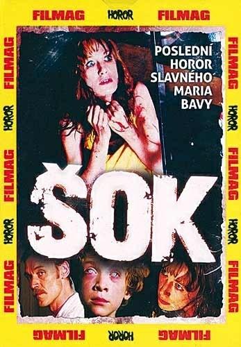 DVD Šok