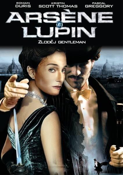 DVD Arsen Lupin - zloděj gentleman