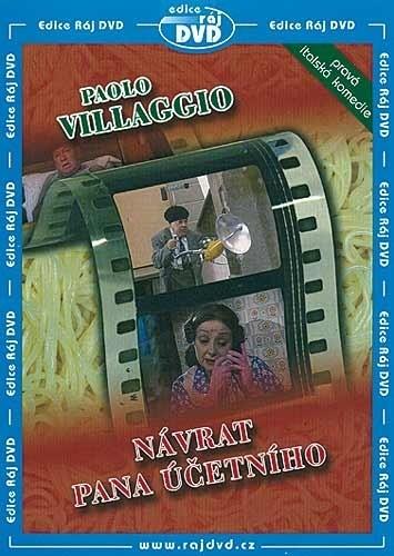 DVD N�vrat pana ��etn�ho