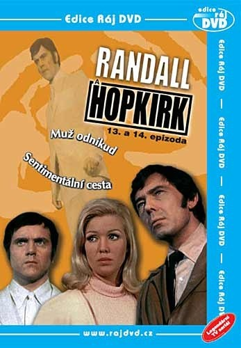 DVD Randall a Hopkirk 13+14
