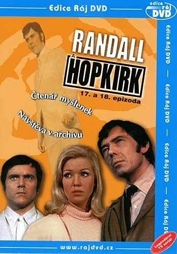 DVD Randall a Hopkirk 17+18
