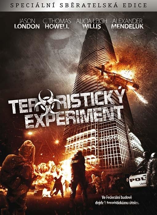 DVD Teroristick� experiment (Digipack)