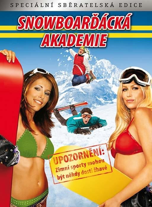 DVD Snowboar��ck� akademie (Digipack)