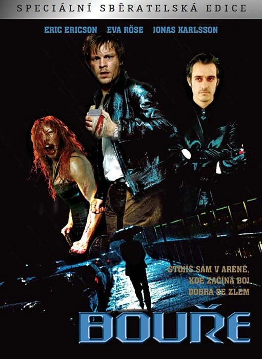 DVD Bouře (Digipack)