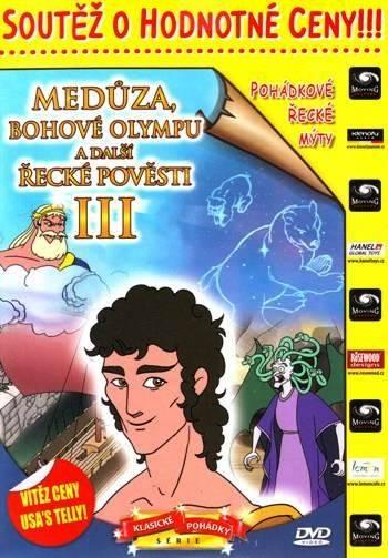 DVD Medúza, bohové Olympu a další řecké pověsti 3